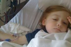 Քրոջը արյուն տվող 5–ամյա տղայի խոսքերը կստիպեն փշաքաղվել յուրաքանչյուրին