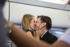 Դուք չեք հավատա ձեր տեսածին, այս զույգը ամուսնացավ մի տեղ , որտեղ մնան դեպք երբեք չէր եղել  (լուսանկարներ)