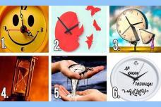 Պարզ թեստ, որ կօգնի իմանալ նոր փաստեր բնավորության մասին. ընտրեք ժամացույցը