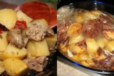 Ներկայացնում ենք շատ հետաքրքիր բաղադրատոմս․ Խոզի միսը և կարտոֆիլը ջեռոցում․ Այն հատուկ ձև պետք է պատրաստել, որպեսզի իսկապես համեղ ստացվի