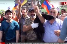 Նիկոլ Փաշինյանին, Սասուն Միաքայելյանին և Արարատ Միրզոյանին ազատ են արձակել. Ուղիղ եթեր