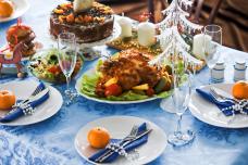 Ինչպե՞ս ձևավորել և զարդարել Ամանորյա սեղանը․ Արդյունքը շատ գեղեցիկ է ստացվում