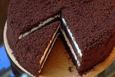 10 րոպեում պատրաստվող շոկոլադե տորթի անկրկնելի բաղադրատոմս